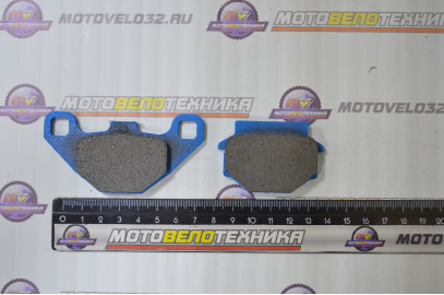 Колодки тормозные ATV Quattro Freni QF911