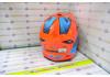 Шлем кросс KIOSHI Holeshot 801 (Оранжевый/синий, S)