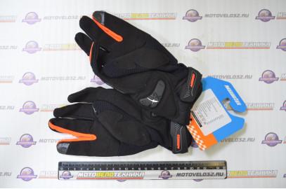 Перчатки Masontex M15 III (Черный/оранжевый, L,)