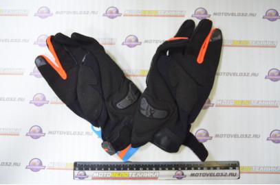 Перчатки Masontex M15 III (Черный/оранжевый, XL,)