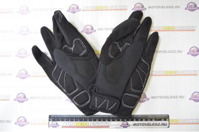 Перчатки Masontex M30 III (Черный, L)