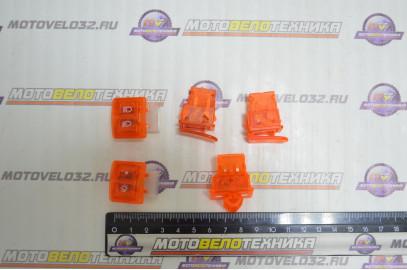 Кнопки переключения комплект Honda Dio (прозрачные)