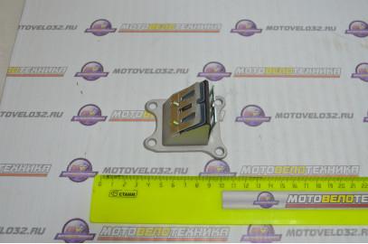 Клапан лепестковый Honda AF34 AF35 DIO под 4 болта
