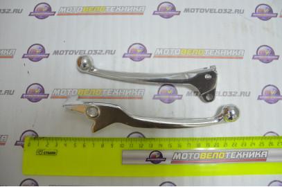 Рычаги тормоза Honda Lead 50, 90сс комплект  SM