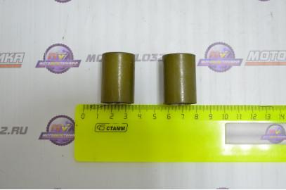 сайлентблок 23х10х35 маятника Delta 2шт зеленый TMMP
