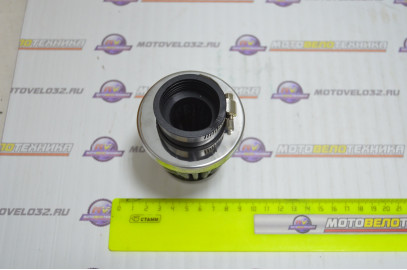 Фильтр воздушный нулевого сопротивления 38мм прямой L-67