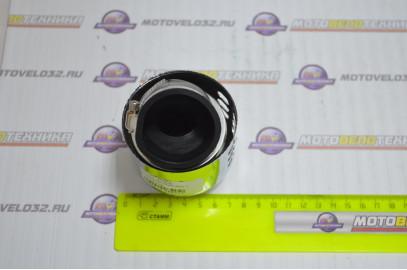 Фильтр воздушный нулевого сопротивления 42мм 45гр. с хром колпачком