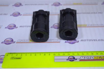 Подножка (наконечник) водительская Мопед Orion Alpha пара