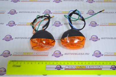 Указатель поворота скутер  (J300363) пара