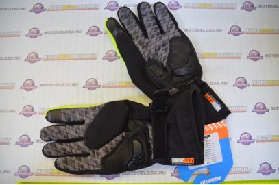 Перчатки Mason M36 (черный лайм L)