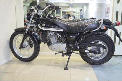 Мотоцикл Suzuki VanVan NH42A-101611