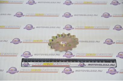Звезда ведущая 15Т 530 ATV Motoland ALL Road