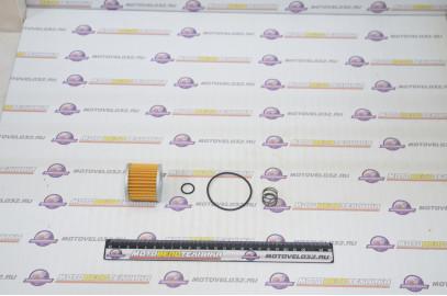 Фильтр масляный бумажный 170MM-2 (CB250, water, 4V) (+2 прокладки) ZS