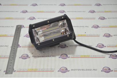 Фара 72w 24x3w балка LED
