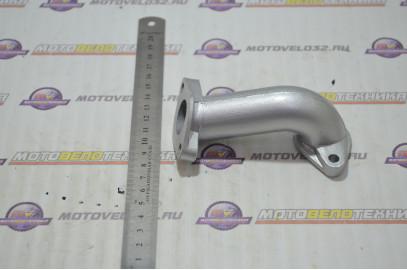 Коллектор впускной 4Т 152FMH 110см3 металл Мопед Active