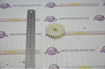 Шестерня привода маслянного насоса мопед 152FMH 110см3