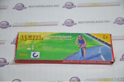 Цепь для дорожного вело Ditt 112зв