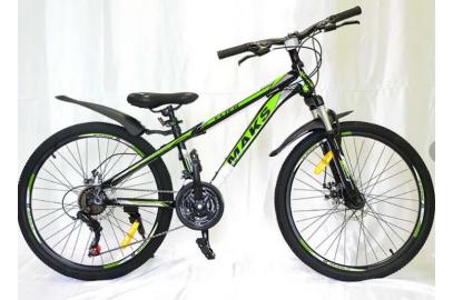 "Велосипед TM MAKS,FLIER Disk   24"""
