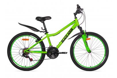 "Велосипед BLACK AQUA  Cross 1431 V 24"""