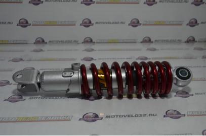 Амортизатор задний 250мм Suzuki регулируемый, красный