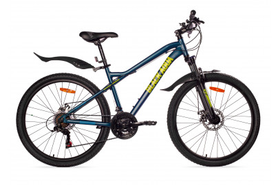 "Велосипед BLACK AQUA  Cross 2684 D 26"""