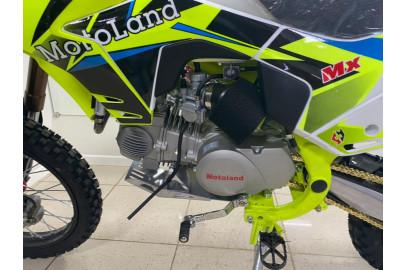 Мотоцикл Motoland кросс MX140