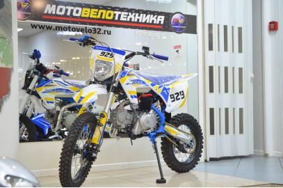 Мотоцикл Motoland кросс TCX125 E