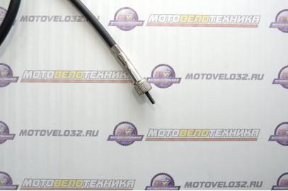Трос спидометра вилка, гайка L=1090mm AD бар.торм