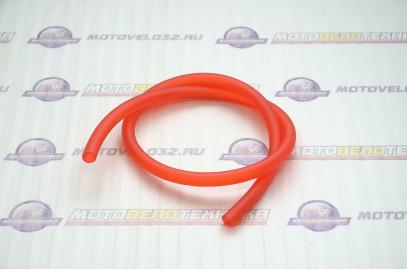Шланг бензиновый силиконовый 4х7