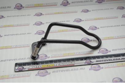 Защита заднего переключателя скоростей NH-P02S, черн, сталь