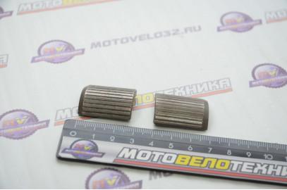 Тормозные колодки задней втулки КТ 305 (сталь)