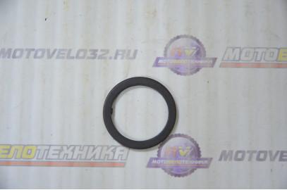 Шайба рулевой колонки с усом черная