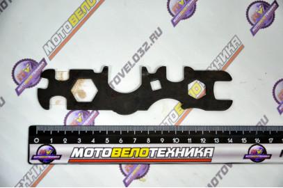 Ключ для дорожного вело комбинированый