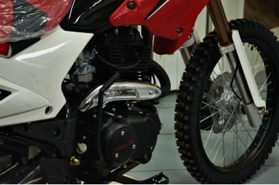 Мотоцикл Motoland Enduro 250 (TD250D)