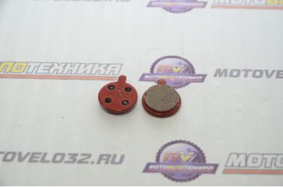 Тормозные колодки для дискового торм.(MECHANICAL)