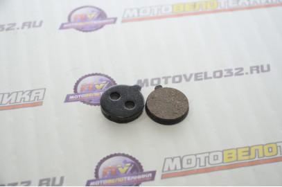 Тормозные колодки для дискового торм. D21