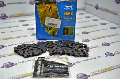 Цепь для горного вело KMC 114 зв.