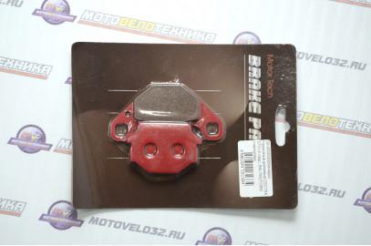Колодки тормозные дисковый CECTEK, STELS (зад), BALTMOTORS (перед/зад)