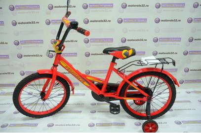 """Велосипед Мишка 16"""""""