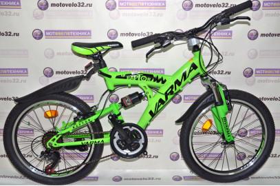 """Велосипед VARMA 20"""" RAPTOR 21ск."""