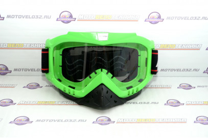 Очки кроссовые MICHIRU G850 Green