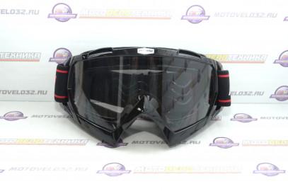 Очки кроссовые MICHIRU G970 Black