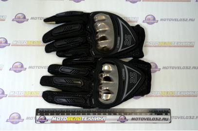Перчатки V005 black M