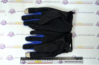 Перчатки V005 blue L