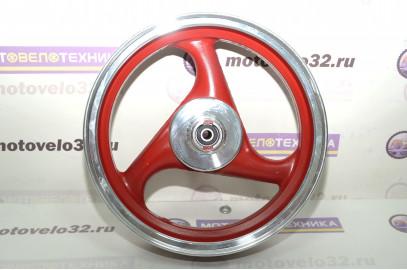 Диск колесный R12 передний 2.50-12 (литой) (диск. 3x68) CENTRINO, STINGER,FLASH