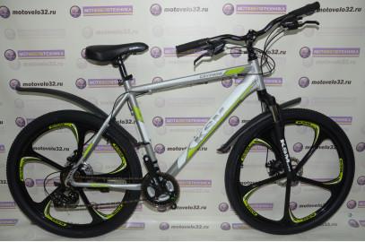 "Велосипед KSM Gryphon 26"" D 21ск.ал.рама ,диск литье"