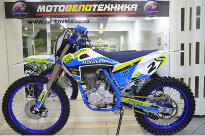 Мотоцикл Motoland XT250 HS