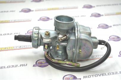 Карбюратор 4Т Мопед Орион 50А Delta PZ19