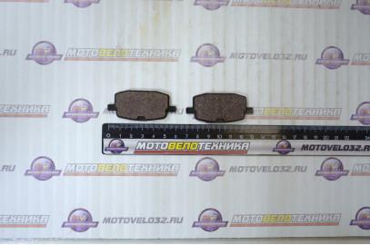 Колодки тормозные передние диск R50, Storm, Axis
