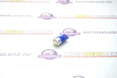 Лампа габарит SMD без цоколя синий